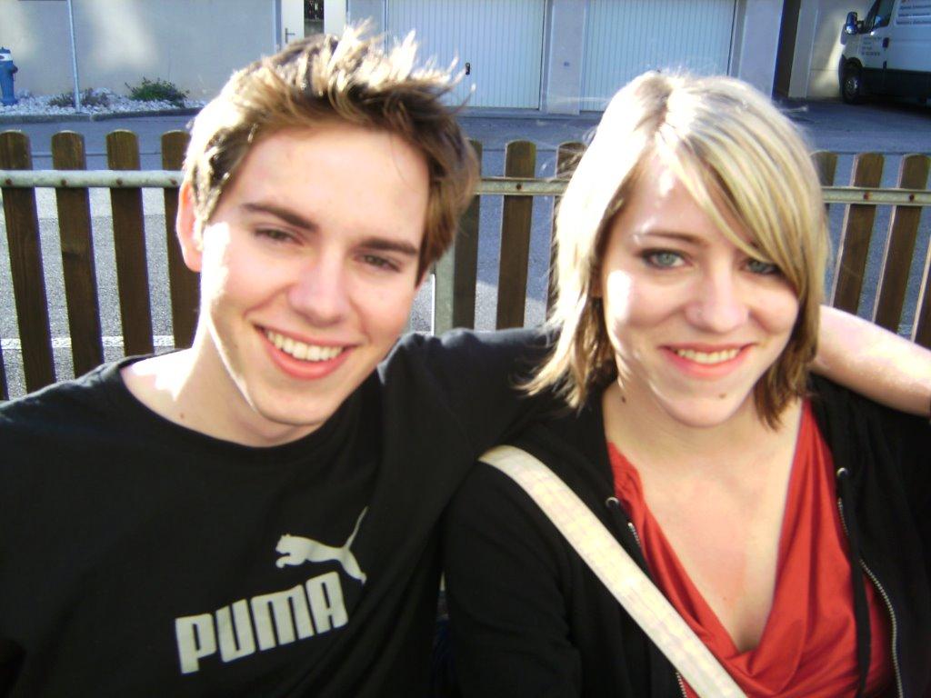 Noah und Jennifer