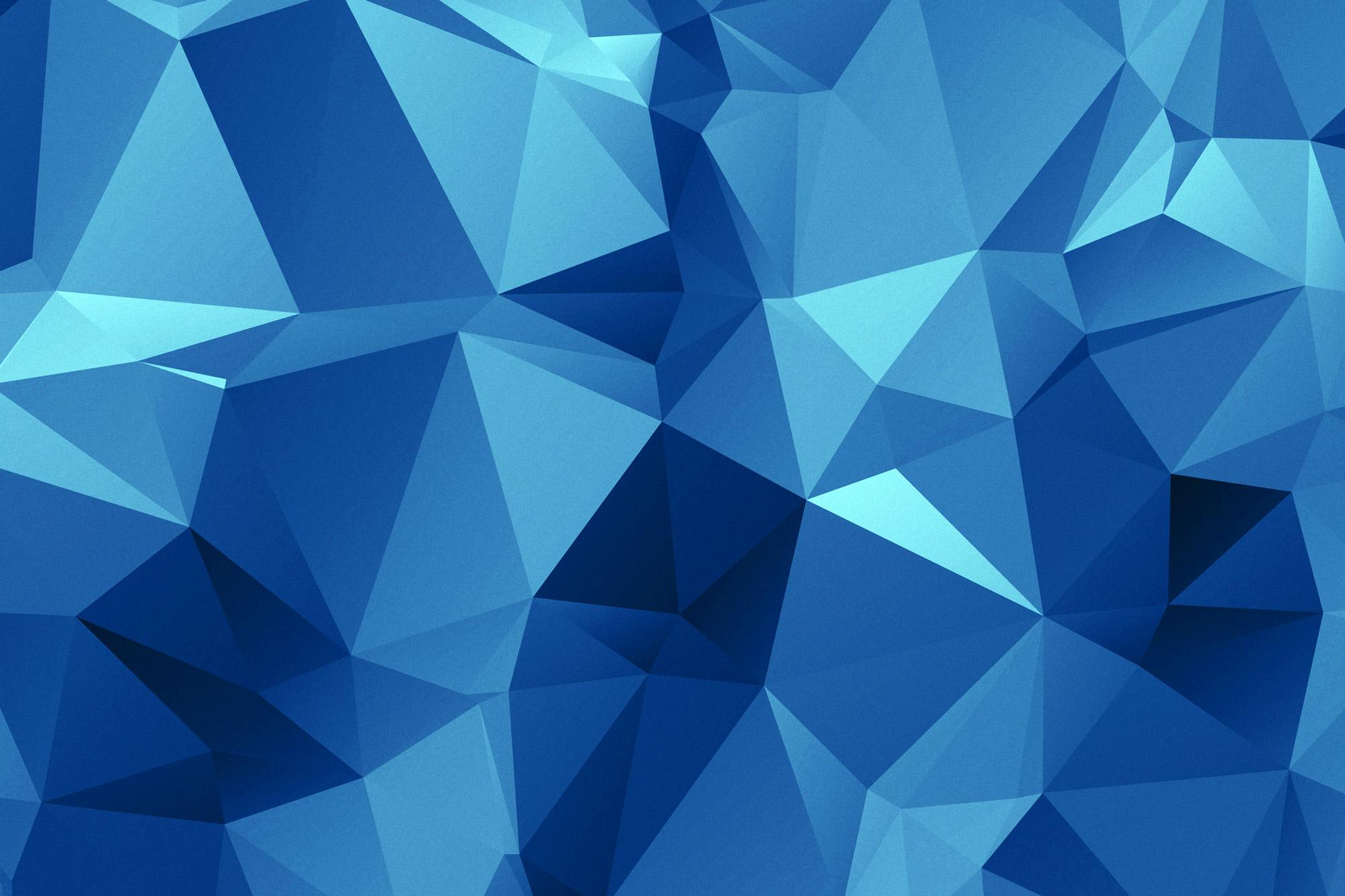 Farbenwirkung blau